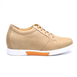 Chamois Leather Elevator Shoes