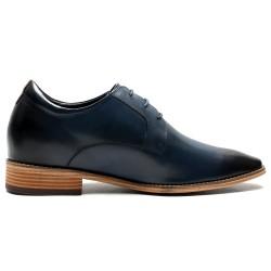 Elevator Shoes Navy blue